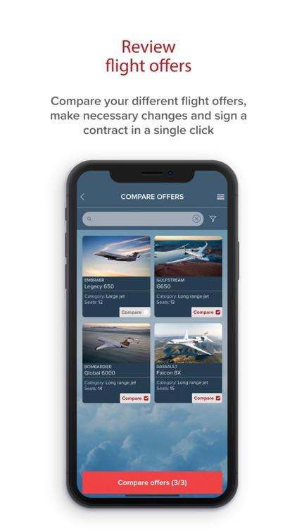 Private Jet Hire Charter Book screenshot-6