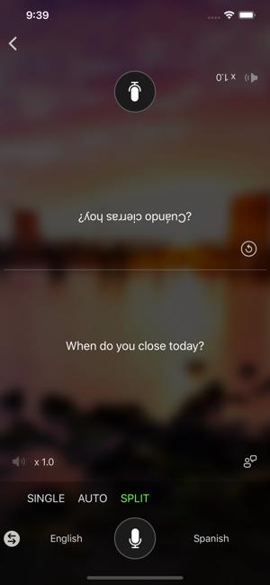Microsoft Translator Screenshot
