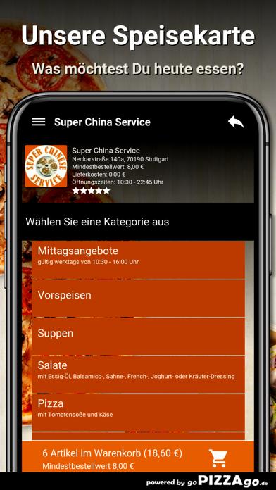 Super China Service Stuttgart screenshot 4