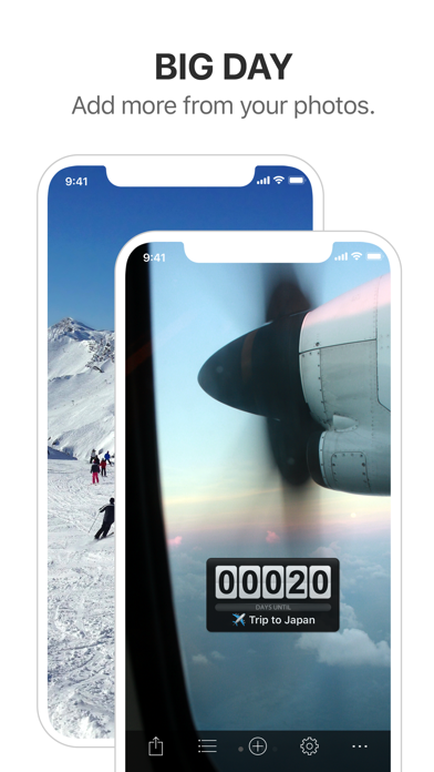 Big Day - Event Countdown