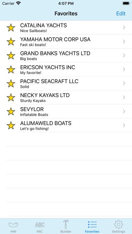 HIN Search - Boat HIN Decoder screenshot-5