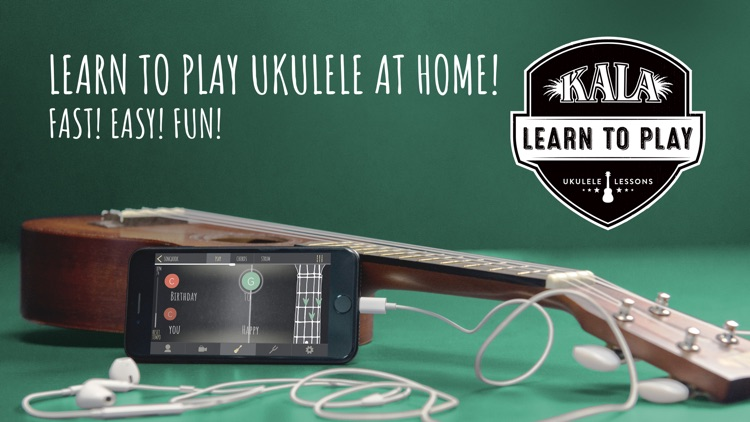 Kala Ukulele Tuner & Learn Uke screenshot-0