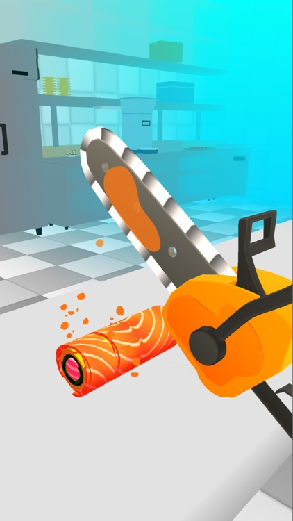 Sushi Roll 3D - ASMR Food Game screenshot-3