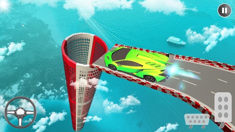 Car Games 2020 Stunt Mega Ramp