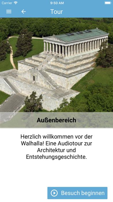Die Walhalla bei Donaustauf screenshot 3