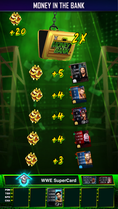 WWE SuperCard - Rule the Ring free Credits hack