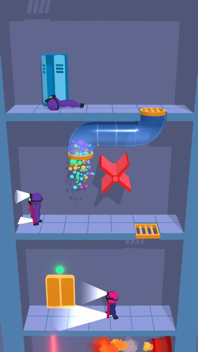 Particle Escape screenshot 1