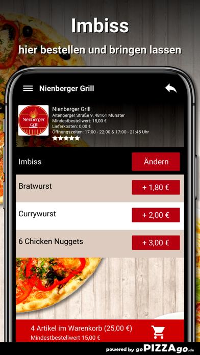 Nienberger Grill Münster screenshot 6
