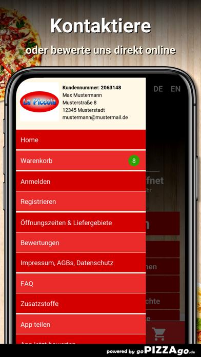 La Piccola Recklinghausen screenshot 3