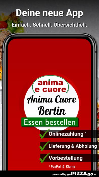 Anima e Cuore Berlin screenshot 1
