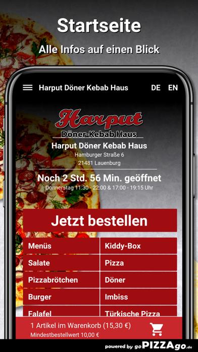 Harput Lauenburg screenshot 2