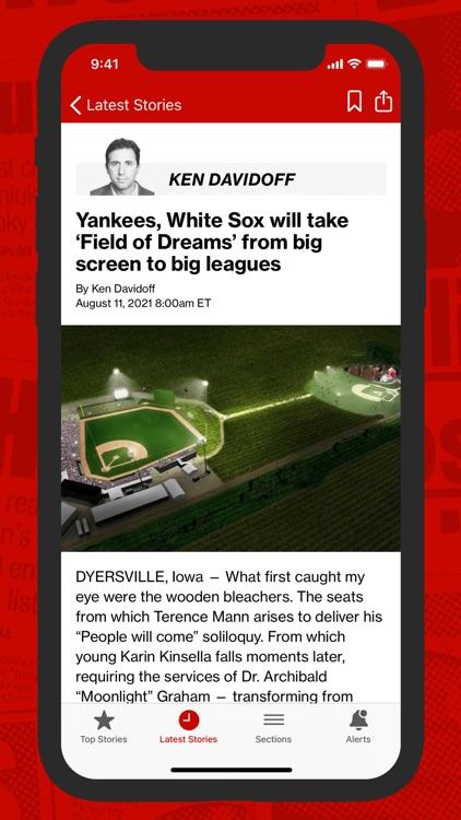 New York Post for iPhone screenshot-3