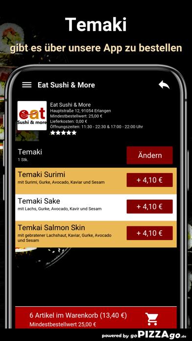 Eat Sushi & More Erlangen screenshot 6