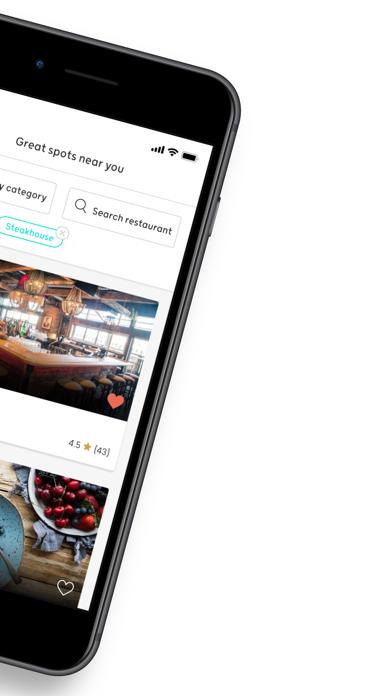 BillMaster - Restaurants screenshot 2