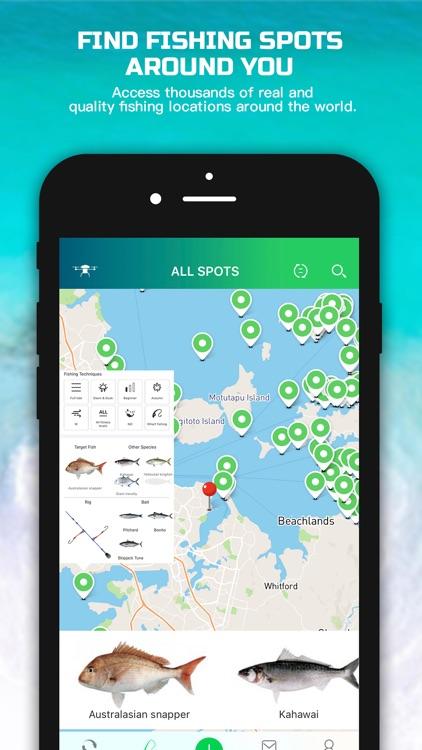Rippton – Social Fishing App screenshot-3