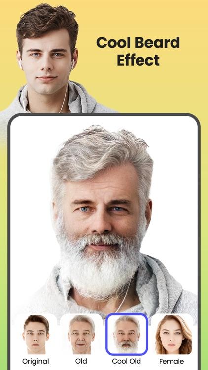 FaceLab Old Face, Photo Editor