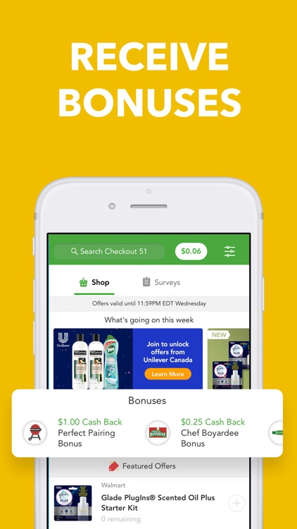 Checkout 51: Cash Back Savings screenshot-5
