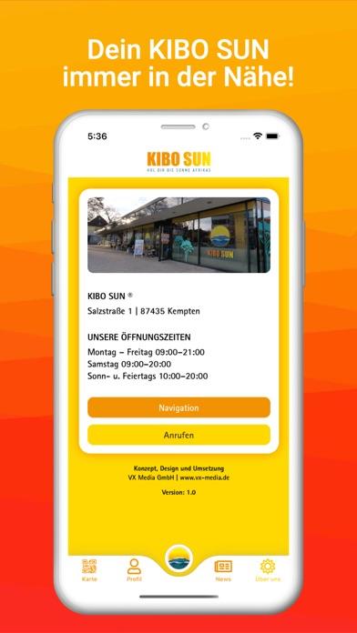 KIBO SUNScreenshot von 4