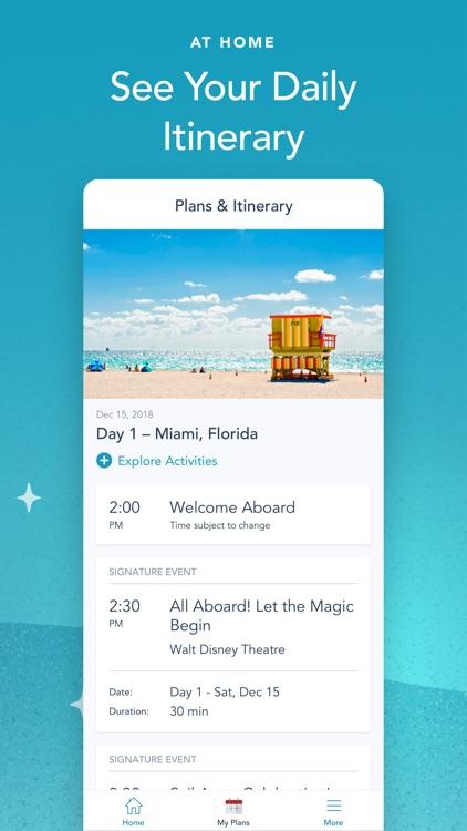 Disney Cruise Line Navigator screenshot-4