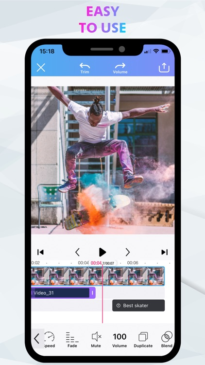 AVmix: Video Editor With Music screenshot-4