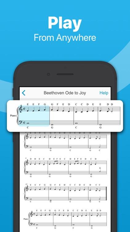 Sheet Music Scanner screenshot-3