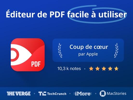 Expert PDF 7: modifier et lire