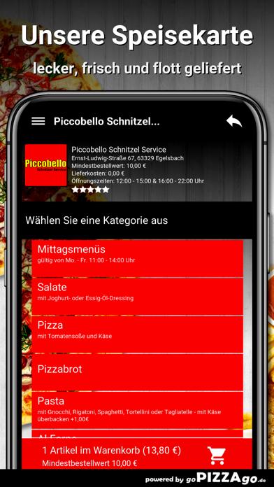 Piccobello Egelsbach screenshot 4
