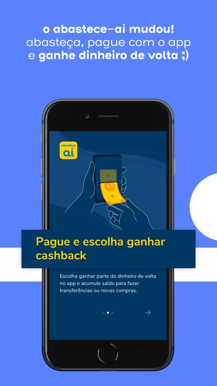 abastece-aí: cashback e pix screenshot-3
