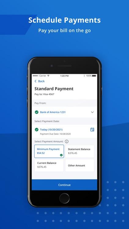 Credit One Bank Mobile screenshot-7