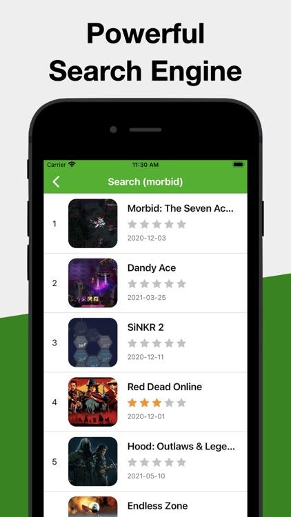 Game Tracker App - HappyMod screenshot-3
