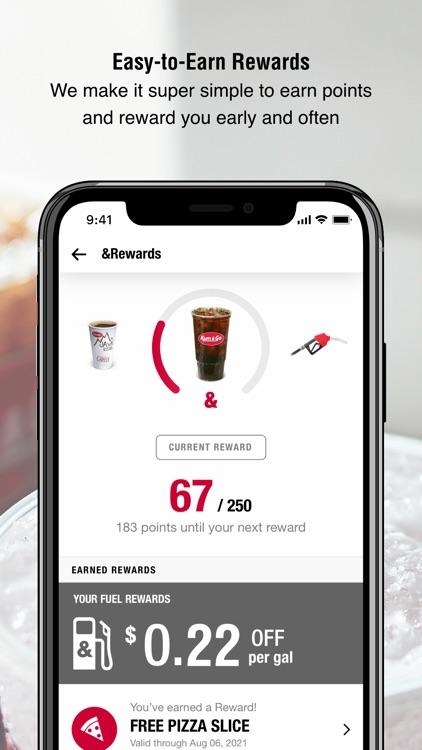 Kum & Go: Fuel Rewards, Food screenshot-8