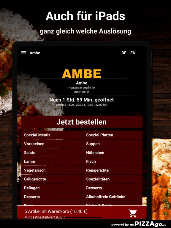 Ambe Berlin screenshot 7