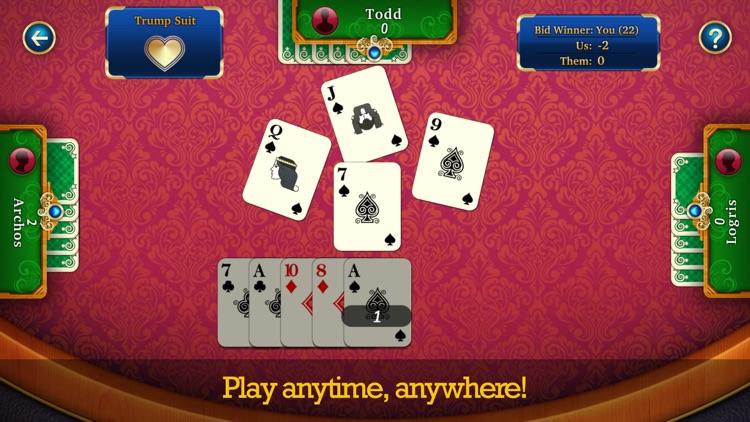 29 Card Game: Offline Fun Game screenshot-4