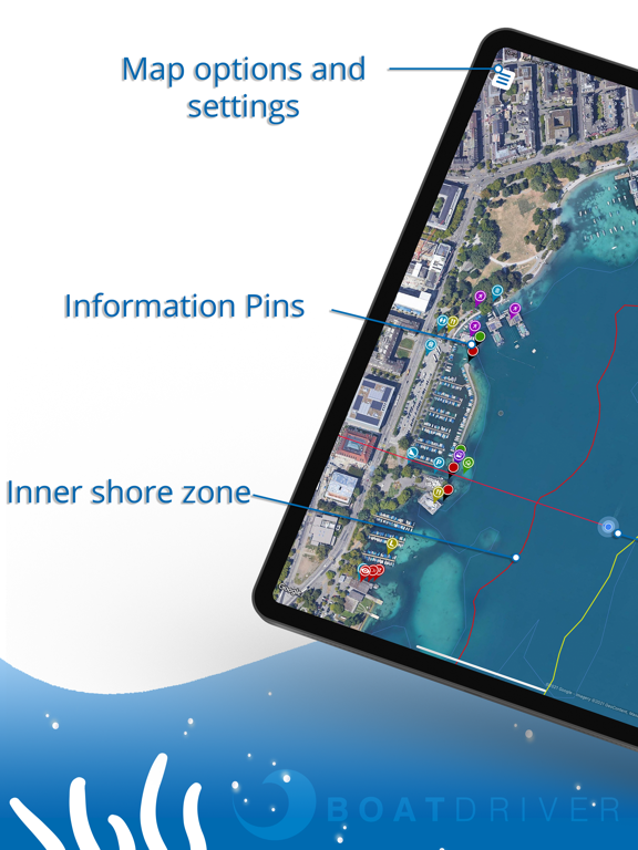 BoatDriver-Guide Swiss screenshot 12