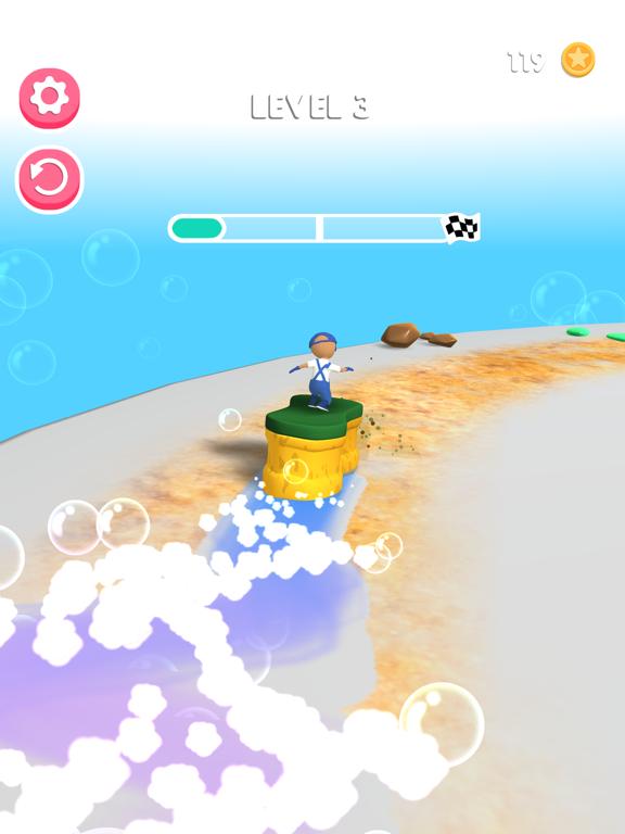 Sponge Surfer screenshot 14