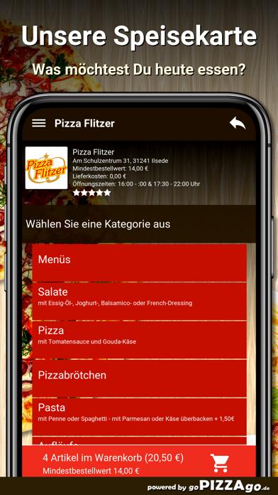 Pizza Flitzer Ilsede screenshot 4