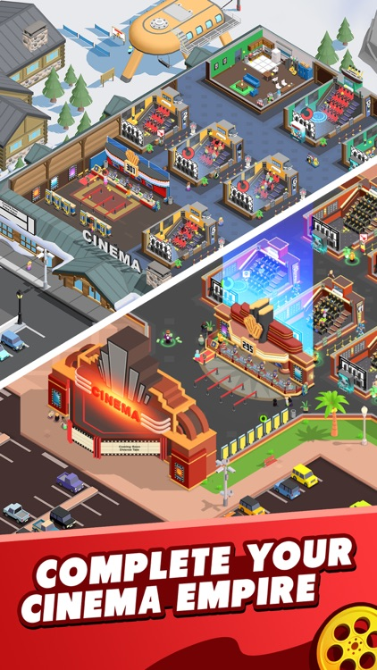 Box Office Tycoon - Idle Game screenshot-4