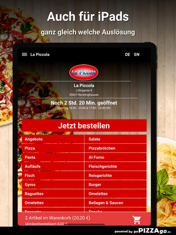 La Piccola Recklinghausen screenshot 7