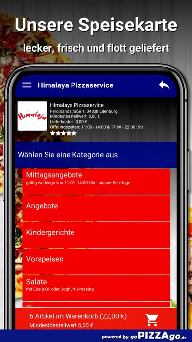 Himalaya Eilenburg screenshot 4