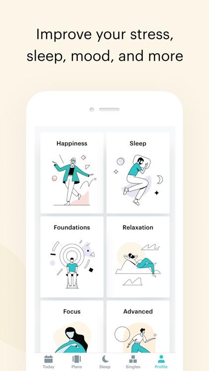 Balance: Meditation & Sleep