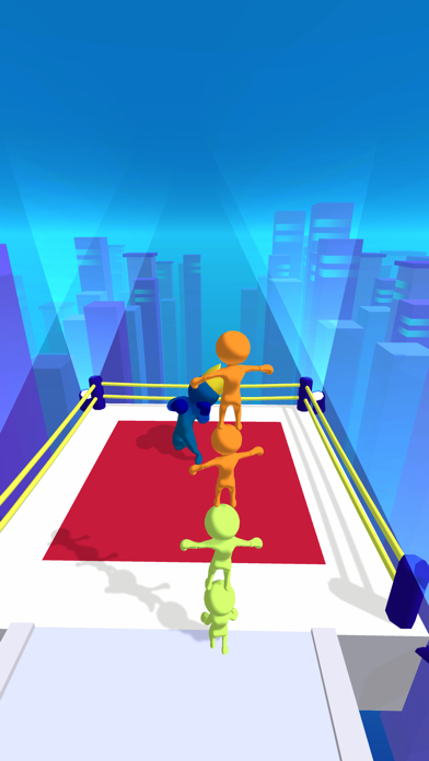 Match Human Run screenshot 1