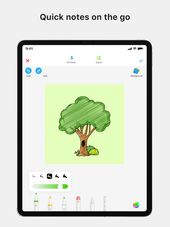 Color Note - Notepad screenshot 9