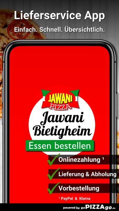 Jawani Pizza Bietigheim screenshot 1