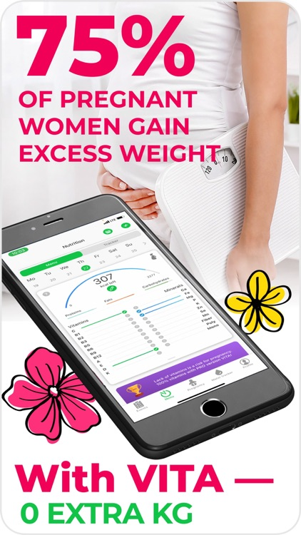 VITA: Pregnancy diet plan screenshot-0