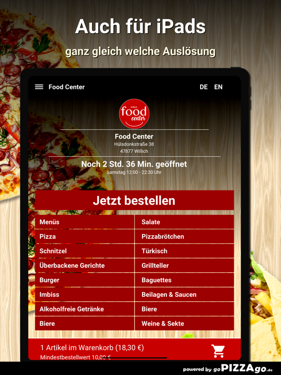 Food Center Willich screenshot 7