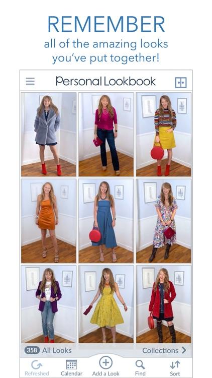 Personal Lookbook & Closet screenshot-7
