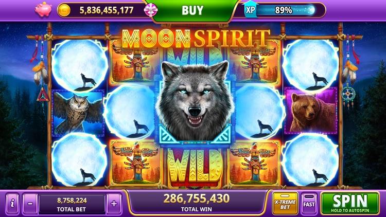 Gambino Slots - Vegas Casino screenshot-3