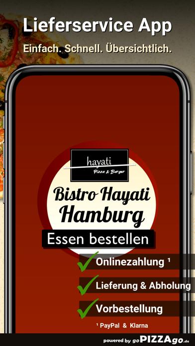 Bistro Hayati Hamburg screenshot 1