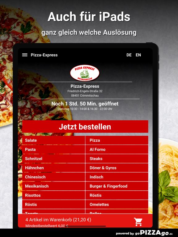 Pizza-Express Crimmitschau screenshot 7