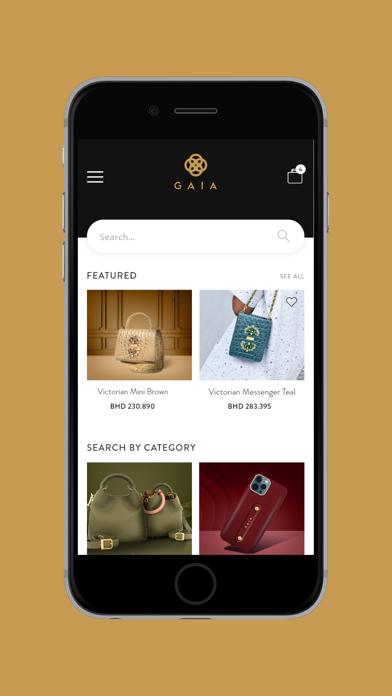 Gaia Luxury screenshot 2